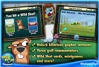 Fairway Solitaire - Big Fish Games free to download - iAppsclub.com