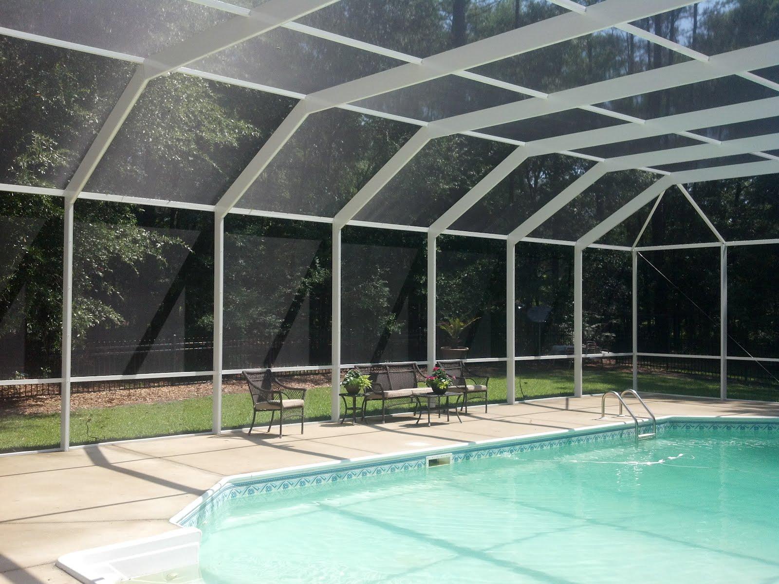 Pool Enclosures Usa Georgia Pool Enclosure