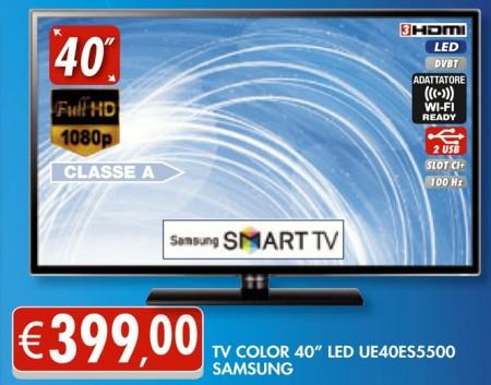 Bennet propone un'ottima Smart TV sottile e dai bassi consumi a soli 399 euro circa 100 euro in meno rispetto ai migliori prezzi sul web