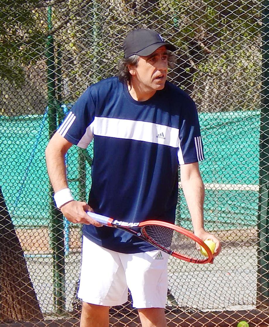 ITF SENIORS G1 NAUTICO SAN ISIDRO - JUEVES C/LLUVIA