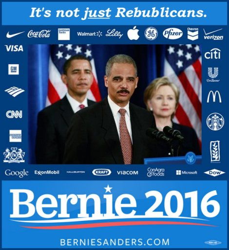 Obama, Holder and Clinton: The Wall Street Triad