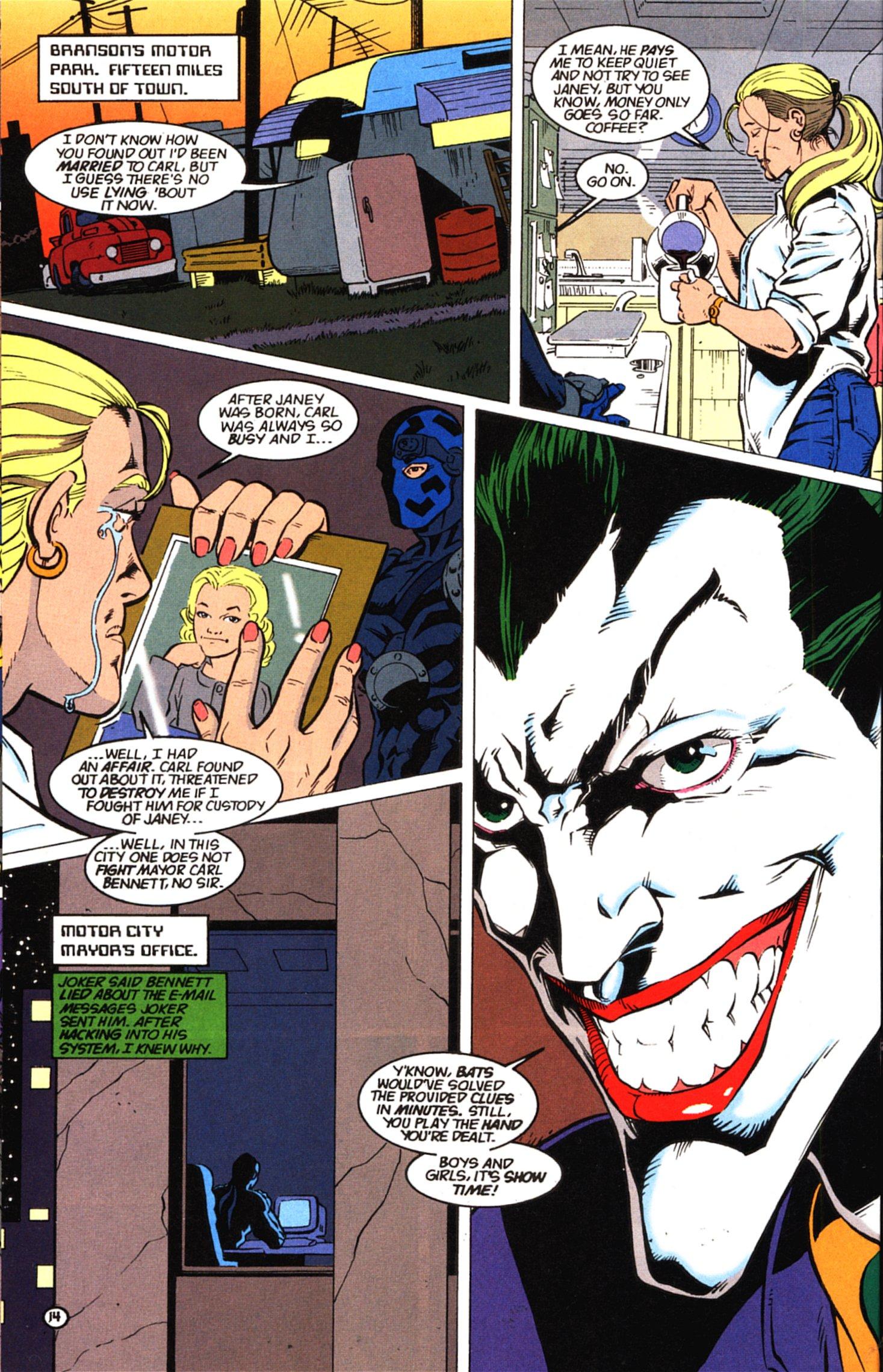 Deathstroke (1991) Issue #58 #63 - English 15