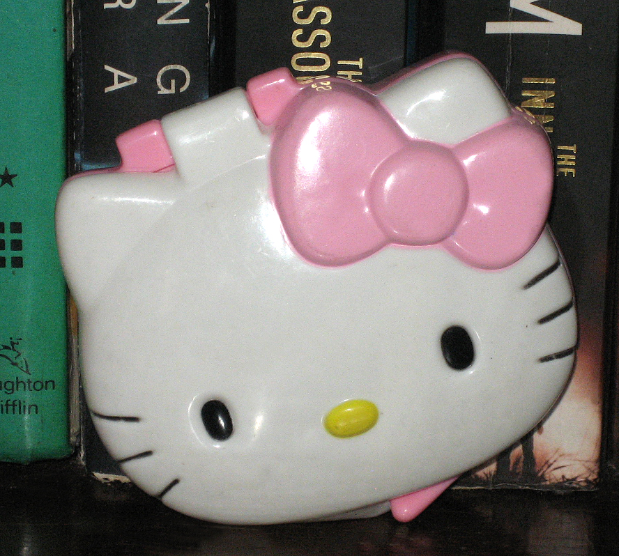 Hello Kitty Toy Food : Percy s fast food toy stories hello kitty compact mcd