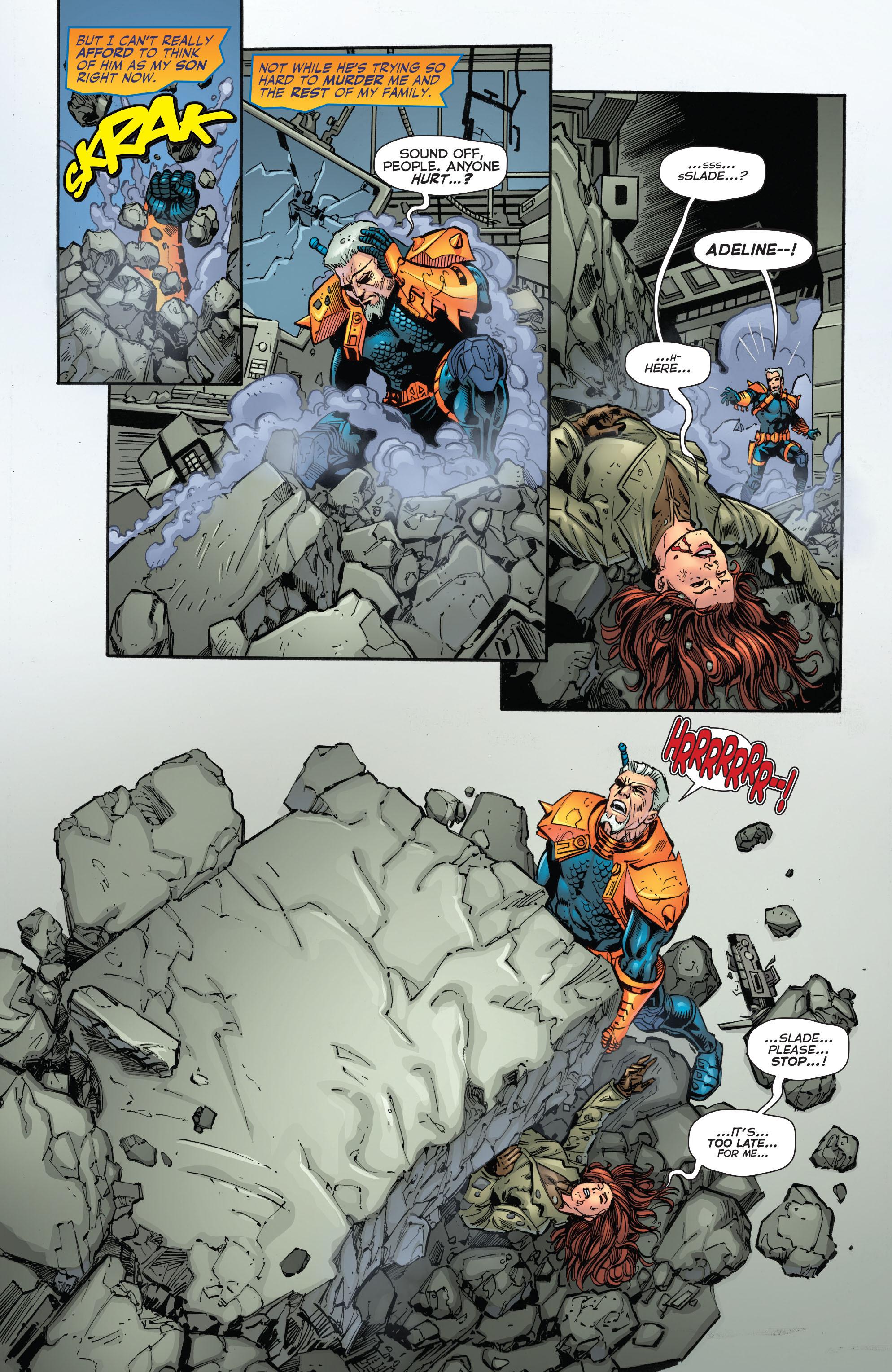 Deathstroke (2011) Issue #20 #21 - English 5