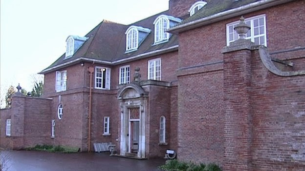 SPEAKERu0027S HOUSE (now Known As Stormont House), A Neo Georgian Two Storey Red  Brick Building Located Within The Stormont Estate To The South East Of ...