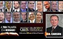 CONSCIÊNCIA CRISTÃ / 23 A 28 DE FEVEREIRO 2017