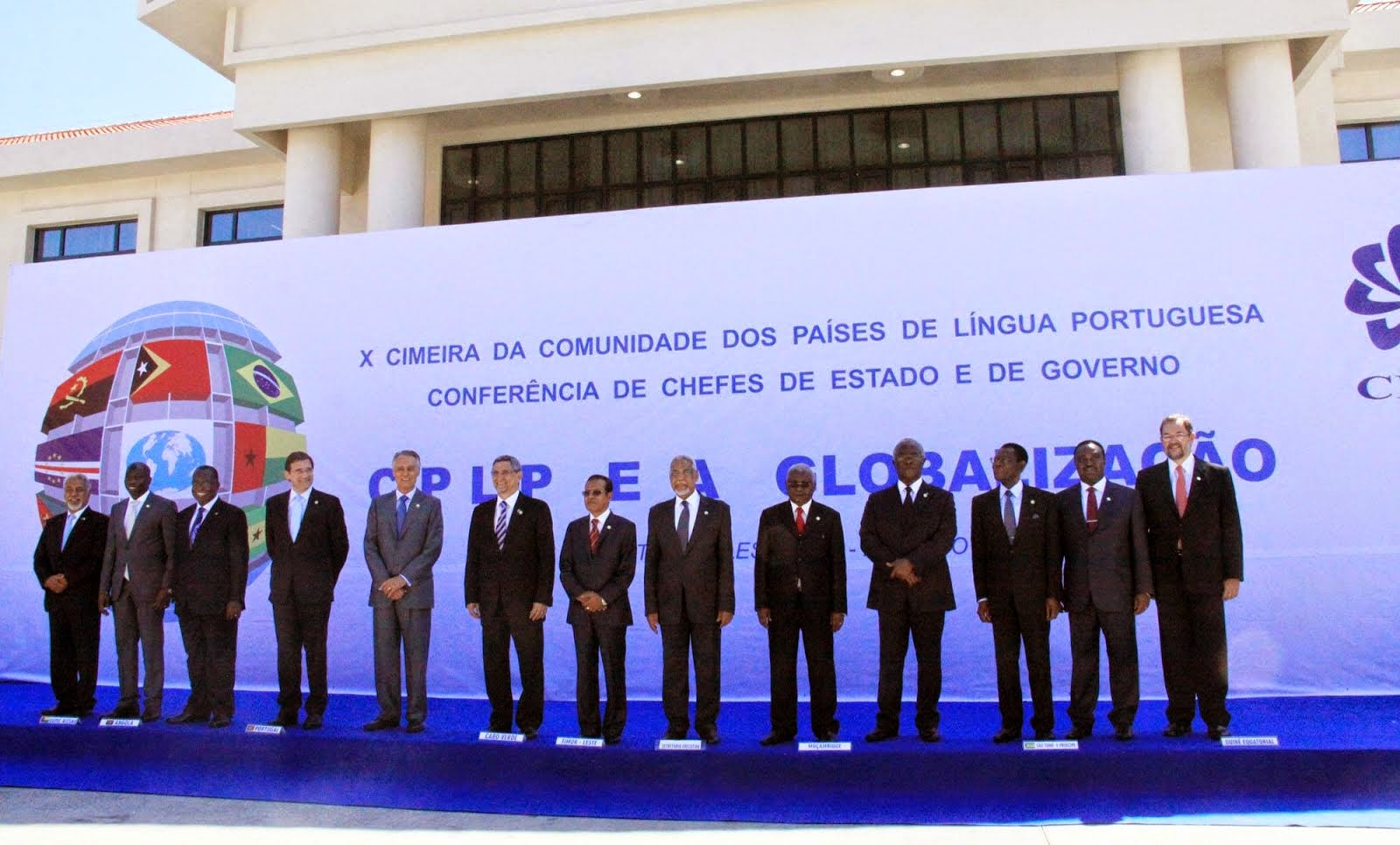 X CPLP Summit in Dili - Timor-Leste