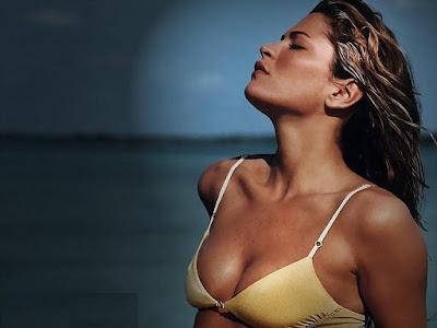American Model Frankie Rayder Hot Wallpaper