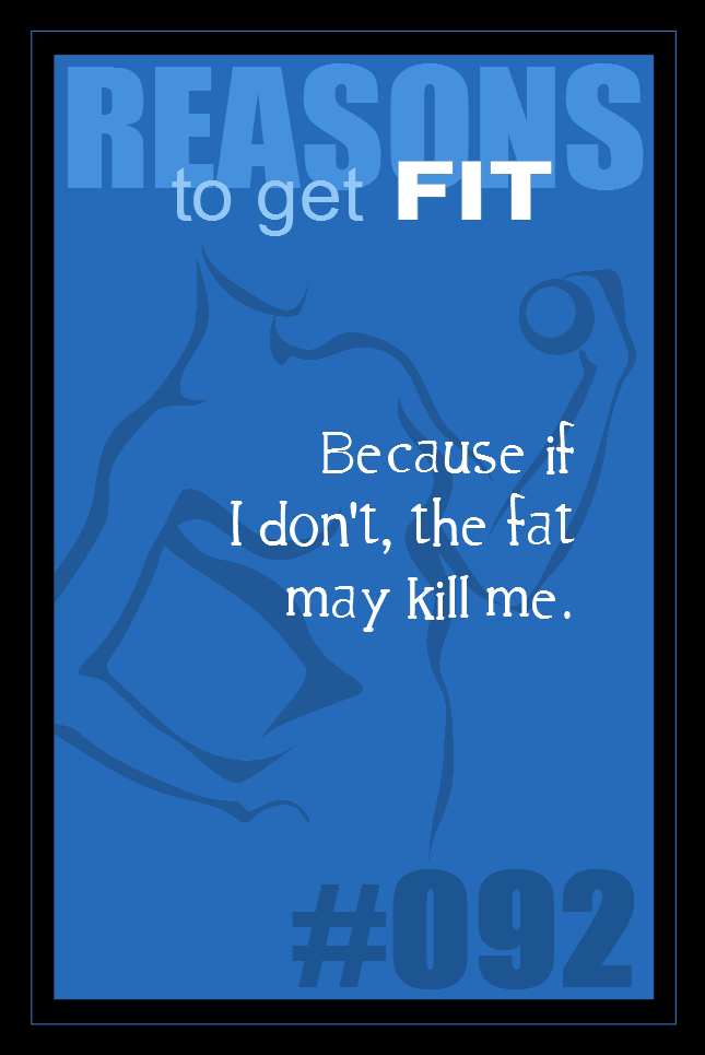 365 Reasons to Get Fit #092