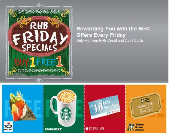 I Love Freebies Malaysia Promotions Sushi King Starbucks