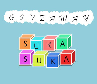 Giveaway Suka - Suka