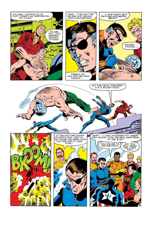 Captain America (1968) Issue #274 #190 - English 16