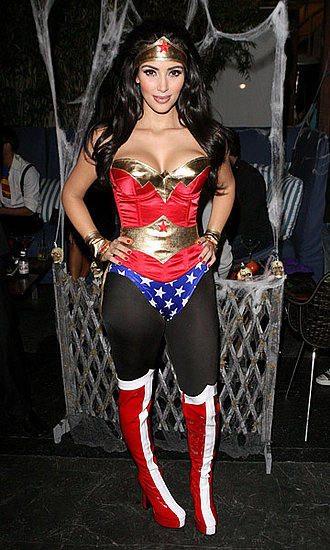 Something kim kardashian halloween costumes not right