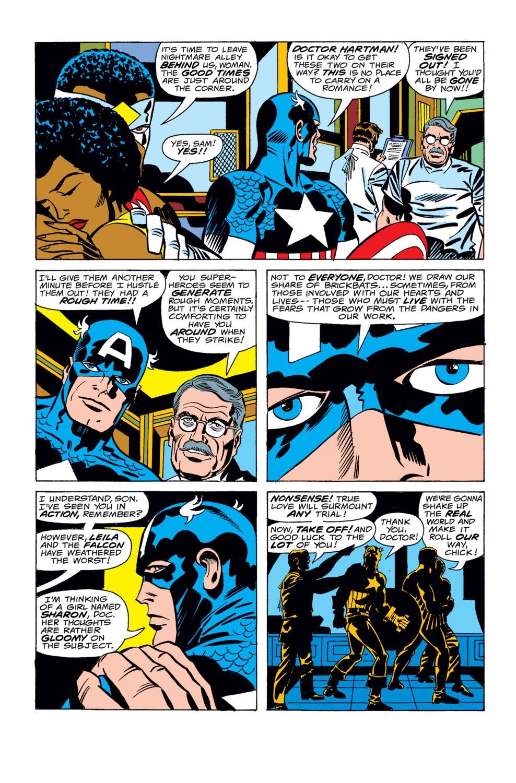 Captain America (1968) Issue #206 #120 - English 3