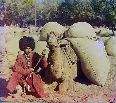 10 Foto Berwarna Pertama di Dunia