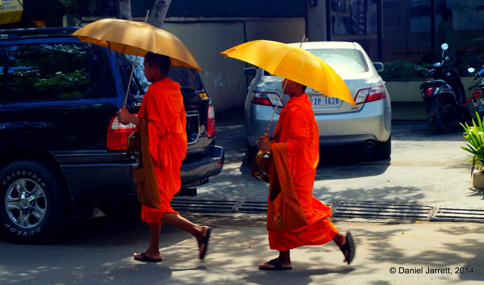 Street life Phnom Penh