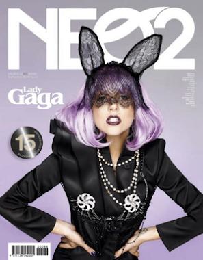 LADY GAGA NEO 2 MAGAZINE COVER