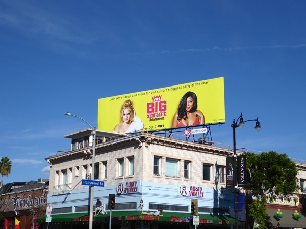 VH1 Big in 2015 billboard