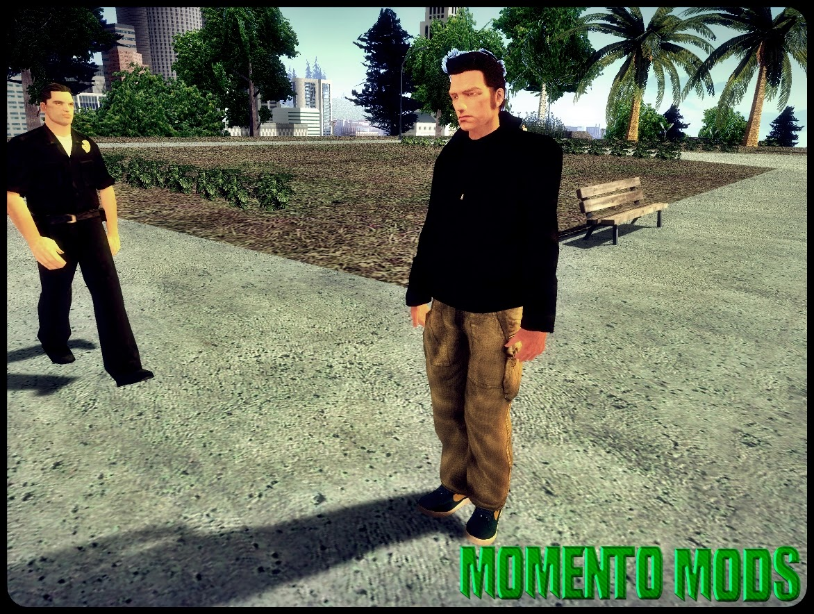 GTA SA - Claude Speed Remake HD