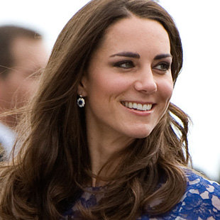 Kate Middleton Isteri Putera William Hamil