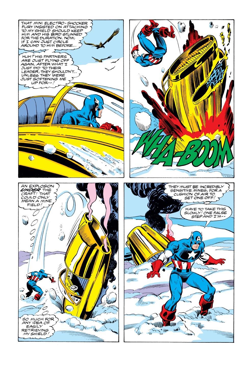 Captain America (1968) Issue #238 #153 - English 12