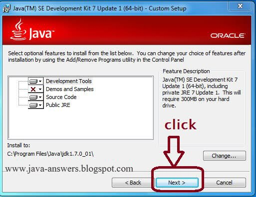 how to download and install java