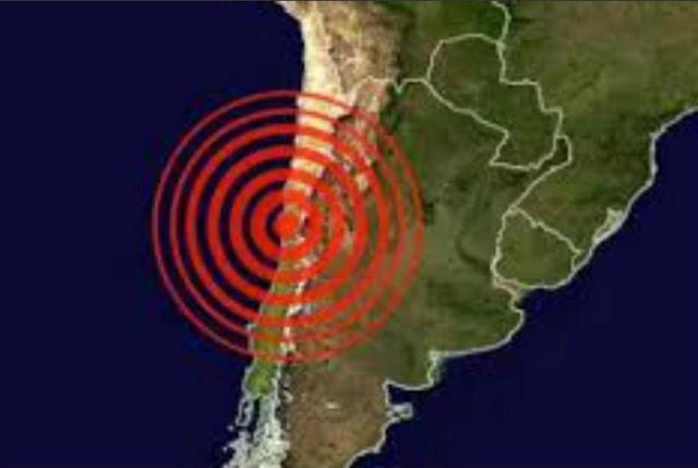 terremoto en valparaíso, Chile, donde se ha decretado alerta de tsunami, 16 septiembre