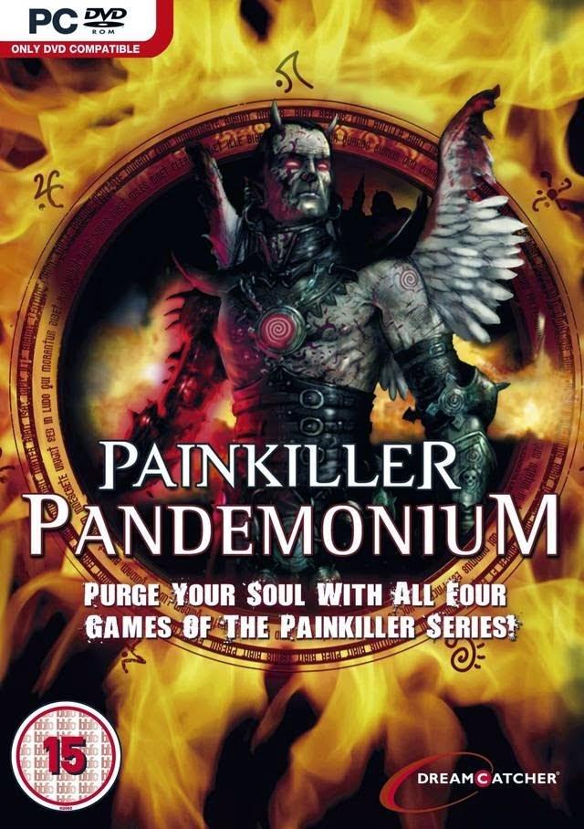 Jual Game PC DVD Murah: Painkiller: Pandemonium
