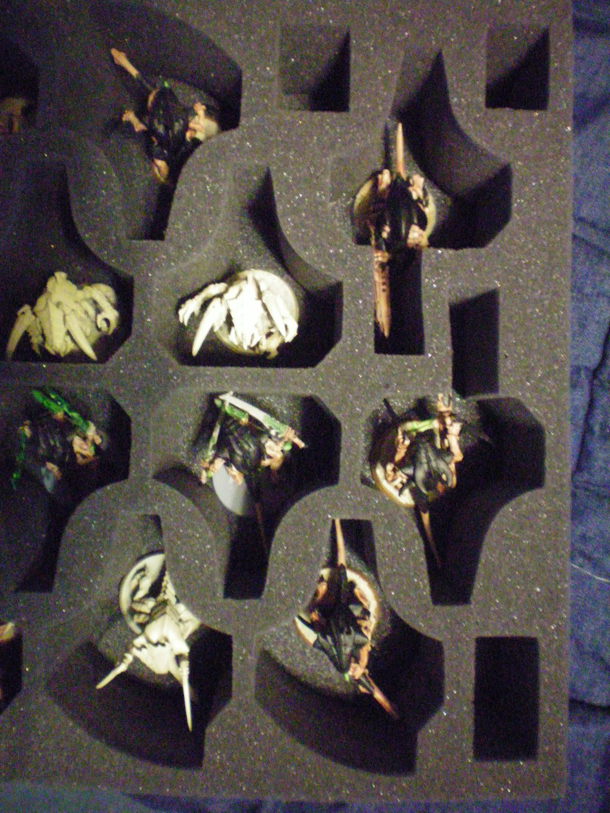 Prey In 40k Battlefoam Review Tyranid Trays Battle foam, llc updated their cover photo. prey in 40k blogger