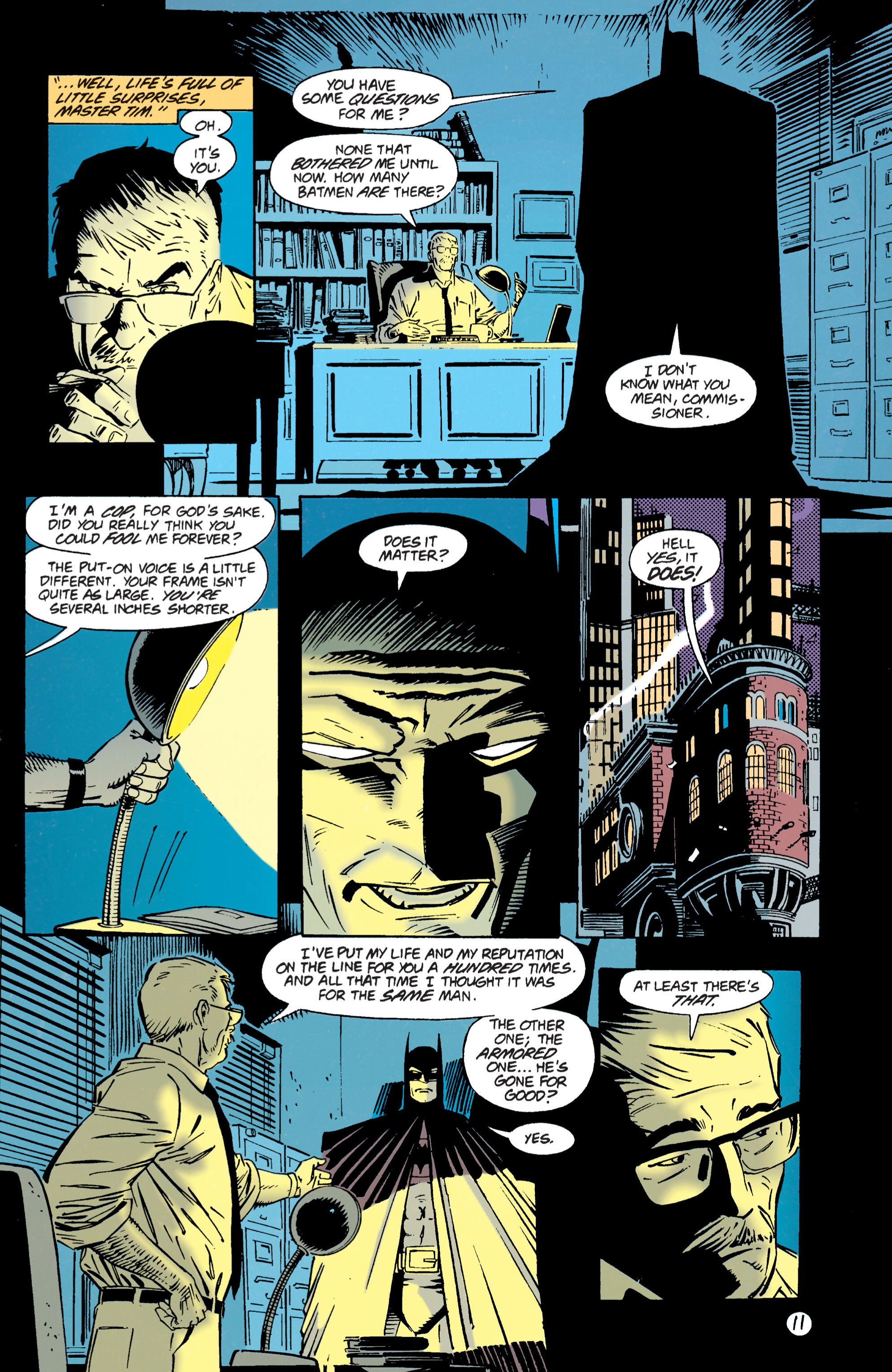 Detective Comics (1937) Issue #679 Page 12