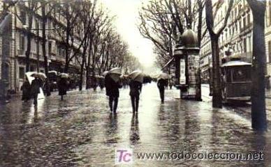Barcelona ahora y siempre barcelona bajo la lluvia for Ferias barcelona hoy