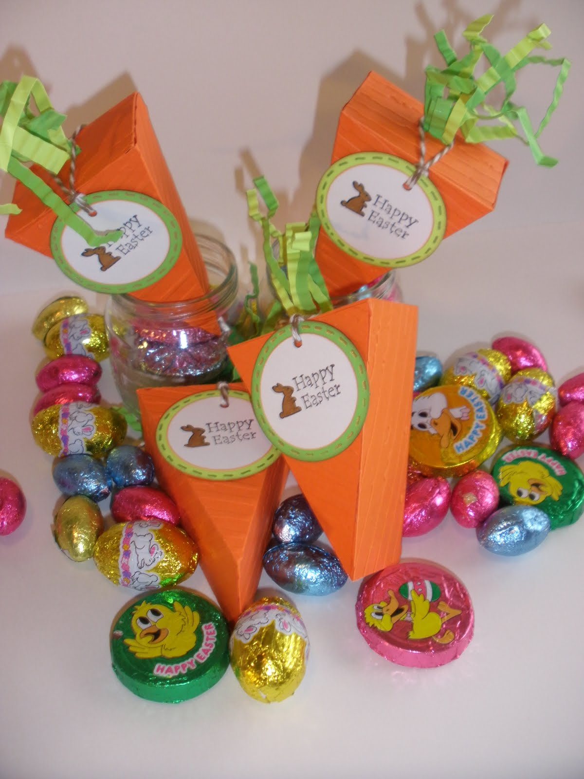 Stars paper passion easter goodie boxes negle Choice Image