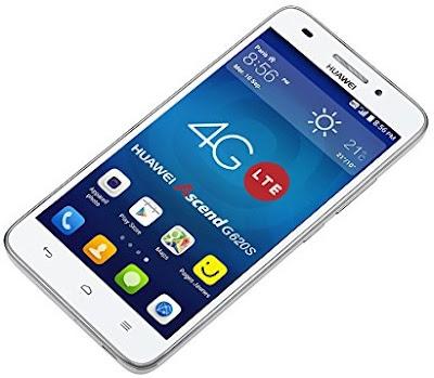 Huawei Ascend G620s libre en prepago Yoigo por 109 euros