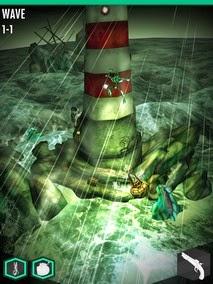 Shoggoth Rising android game apk - Screenshoot