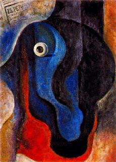 Abstracció d'un rostre (Àngel Planells)