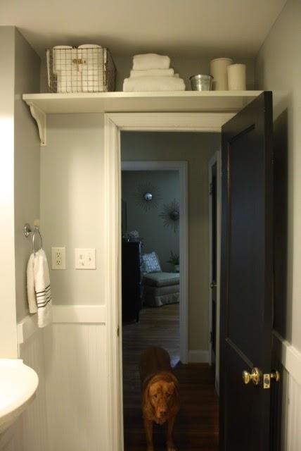 Wonderful Bathroomdoorstoragejpg
