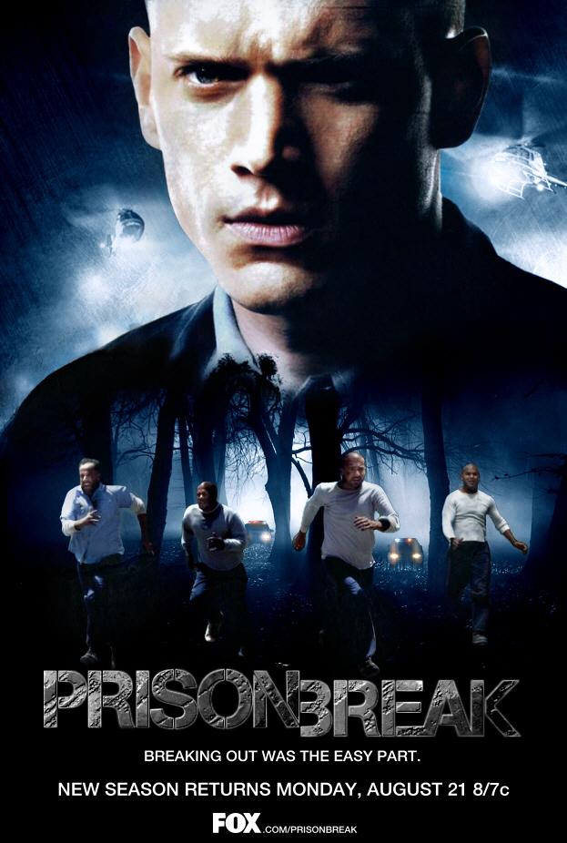 Phim Bộ Mỹ Hay - Thuyết minh Full 22/22 Tập - Vượt Ngục - Prision Break