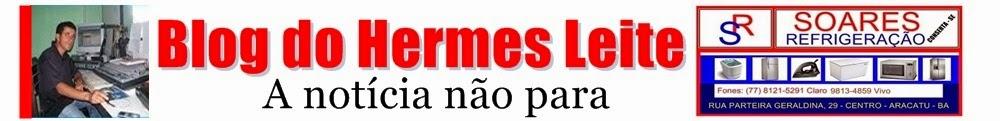 BLOG DO HERMES LEITE