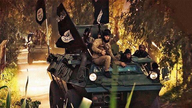 El Estado Islámico recibió desde Turquía componentes para fabricar gas sarín