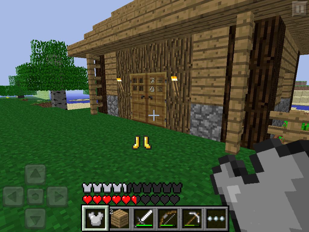 Minecraft PE 0.12.1 build 1/build 2/build 3/build 4 » Моды ...
