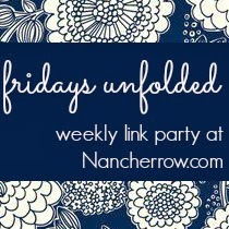 Fridays Unfolded Linky Party