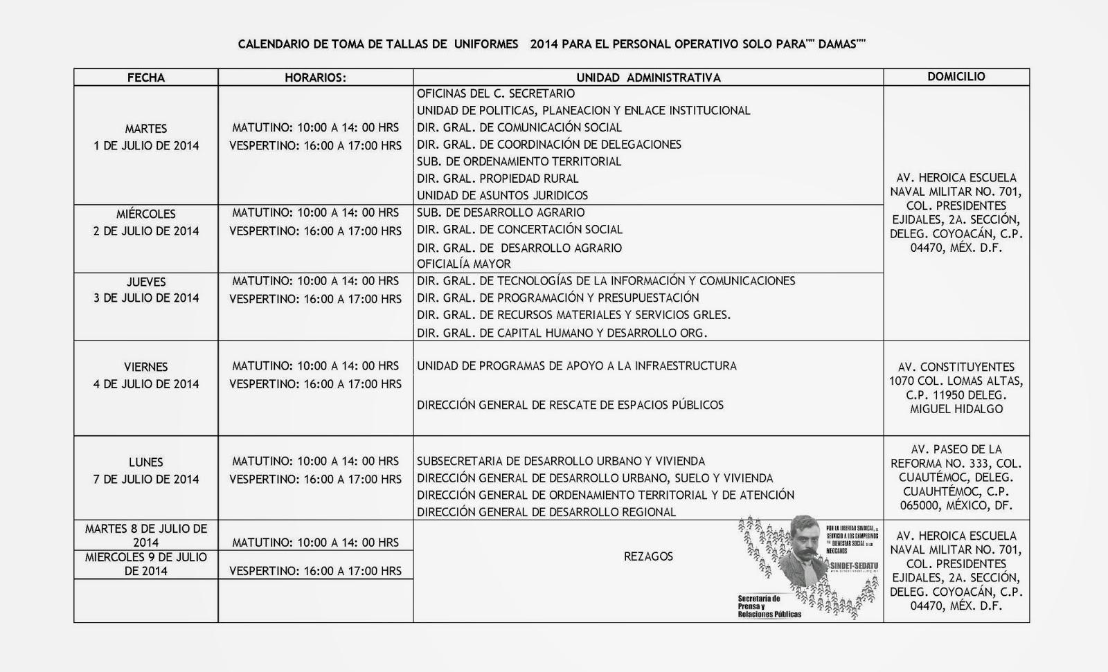 http://sindet-sedatu.org.mx/web/doctos/CALENDARIO_DE_TOMA_DE_TALLAS_DAMA.pdf