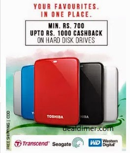 Upto-rs-1000-off-on-external-hard-disk-drive-PayTM