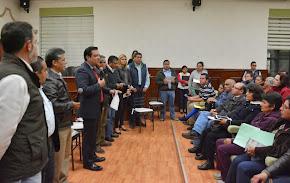 Se reúne Américo Zúñiga con xalapeños de diversas colonias