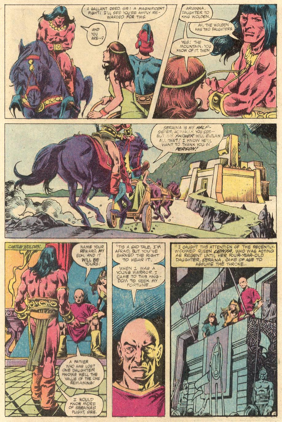 Conan the Barbarian (1970) Issue #133 #145 - English 9
