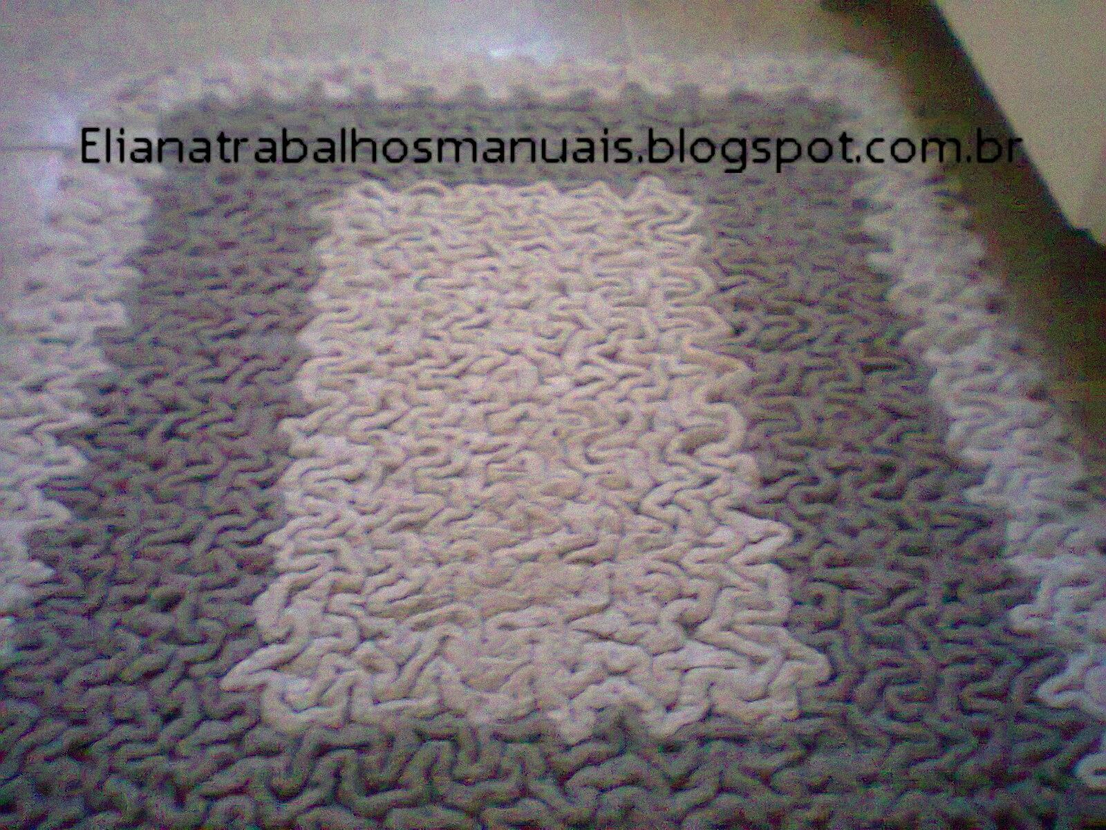 Eliana Trabalhos Manuais: Jogo de croche para banheiro Cinza #756756 1600x1200 Banheiro Com Vaso Cinza