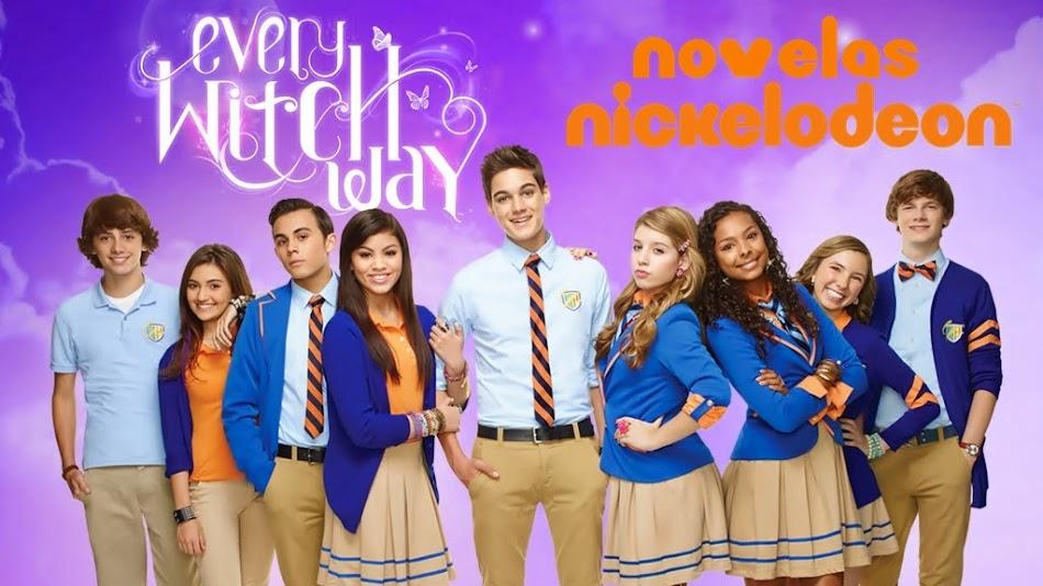 Novelas Nickelodeon