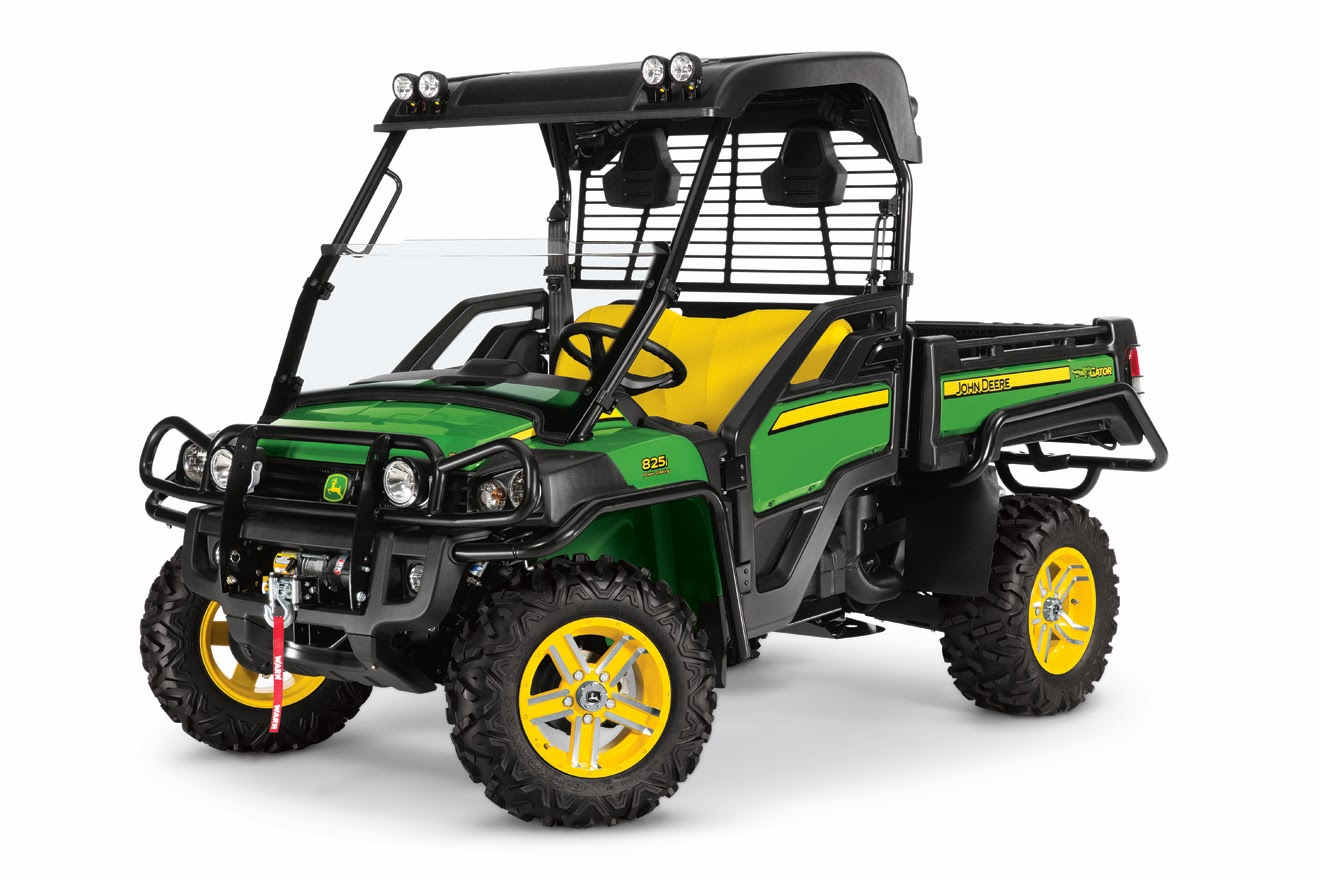 John Deere Utv : John deere announces gator product updates utv guide