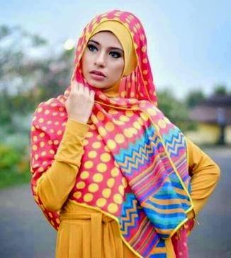 Trend Fashion Baju Muslim Terbaru 2015
