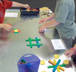 Magnet sticks (Brick by Brick)